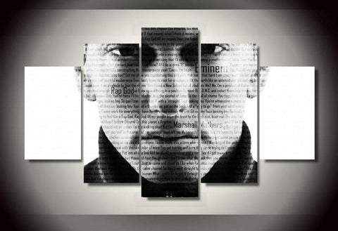 Eminem Wall Art