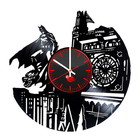 Batman Arkham City  Tower Clock