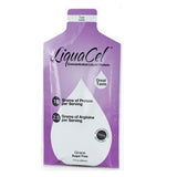 LiquaCel liquid collagen protein packets - Grape