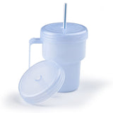Kennedy cup and detachable lid are spillproof