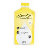 LiquaCel liquid collagen protein packets - Lemon