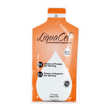 LiquaCel liquid collagen protein packets - Orange