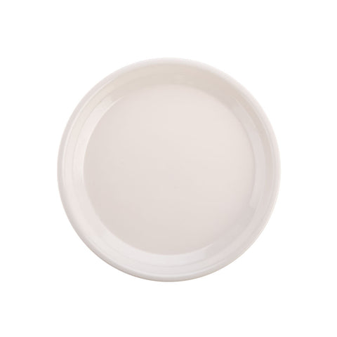 "Lip Plate<br>8"" - Ivory"