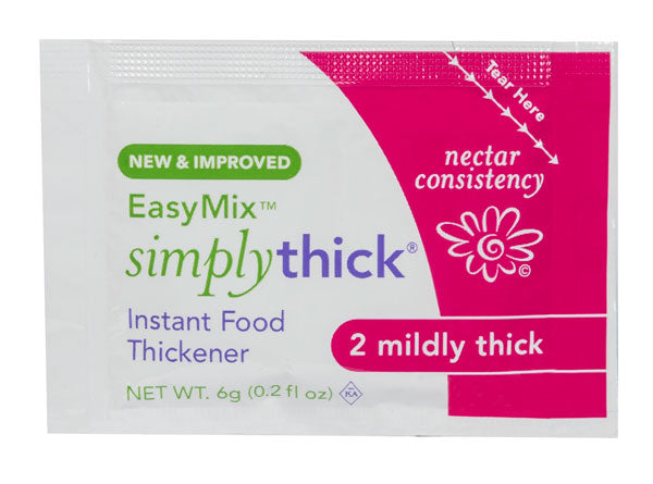 SimplyThick EasyMix Nectar Consistency<br> Individual Packets (6g)