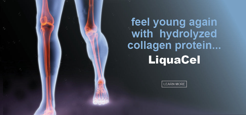 LiquaCel collagen protein + argenine