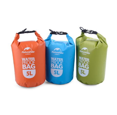 2L or 5L Outdoor Waterproof Bags