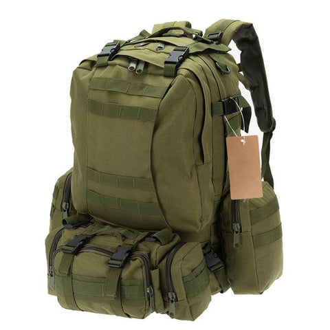 Waterproof Molle Tactical Backpack
