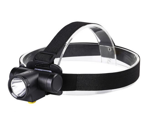 Shadow Black LED Headlamp