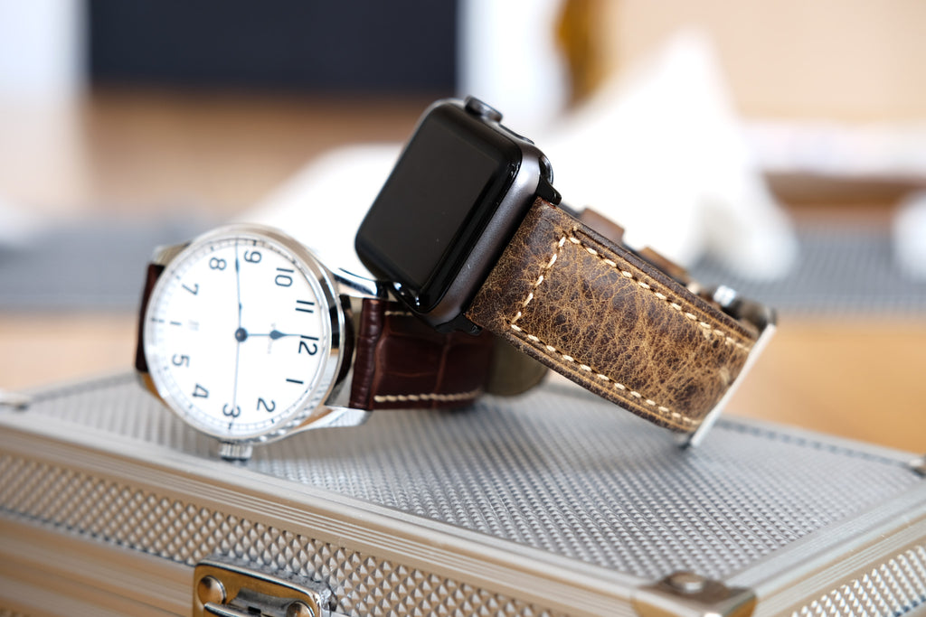 Leather Watch Band Care 101
