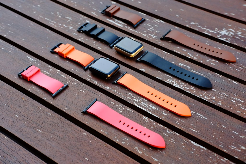 The New Active Series Collection for Apple Watch is Here !