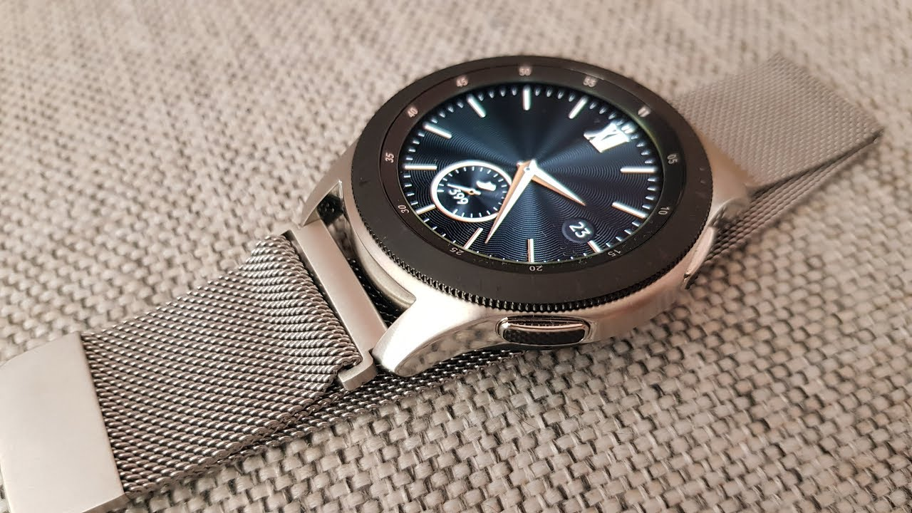 4 Samsung Galaxy Watch Bands You Might Want to Choose