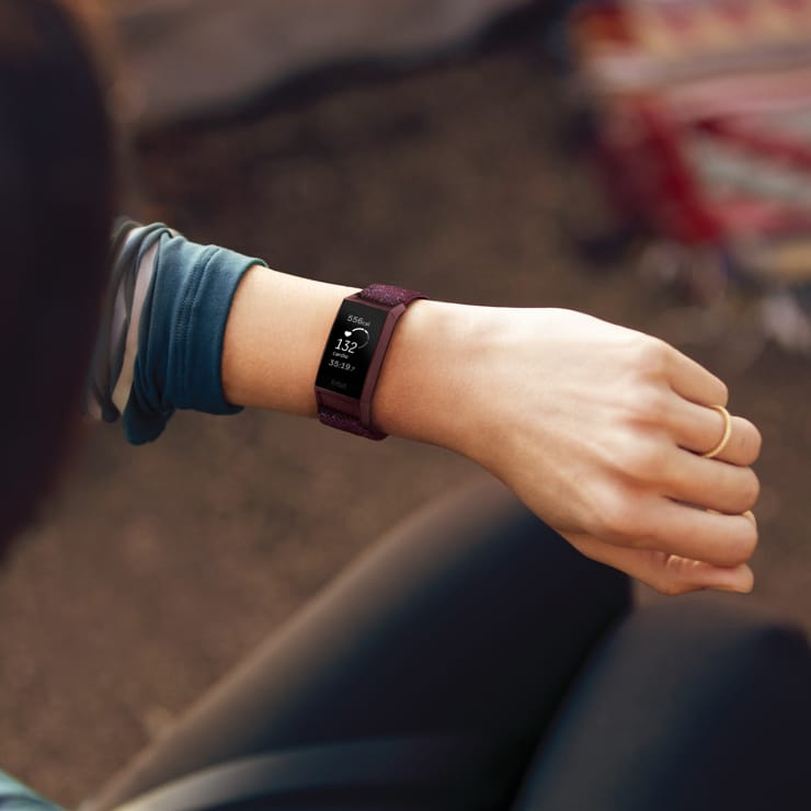 Can you use the Fitbit Charge 3 bands with the Fitbit Charge 4?