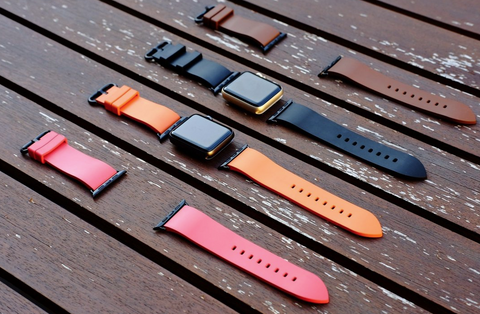 Apple Watch Active Series Bands Straps OzStraps Australia Silicone