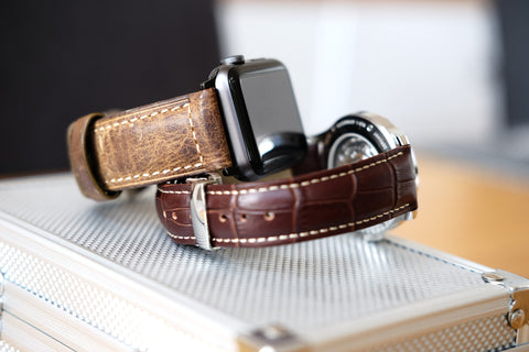 Apple Watch Band Australia Leather