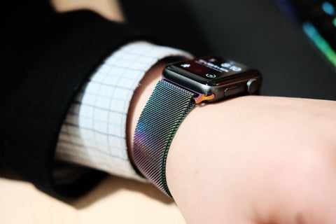 Apple Watch Bands Australia That Stand Out OzStraps Pearlescent
