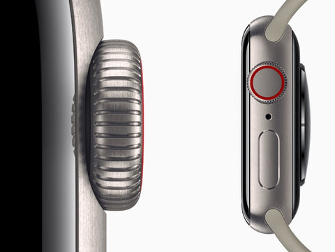 Apple Watch Series 5 OzStraps Titanium