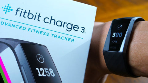 Fitbit Charge 3 vs. Fitbit charge 2 bands