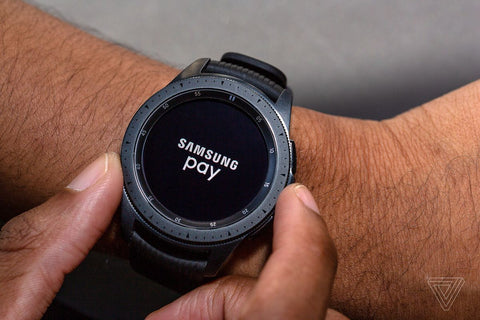 galaxy watch ozstraps