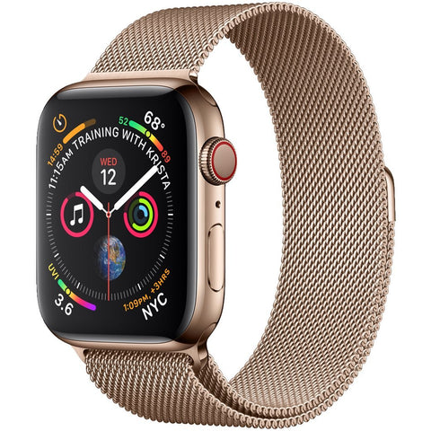 Bronze Milanese Loop Apple Watch Band - OzStraps