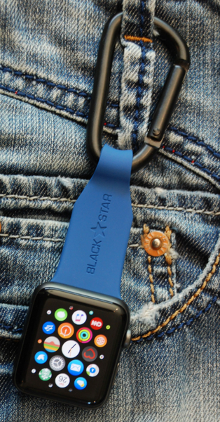 Apple Watch Band Fob Carabiner Clip - OzStraps