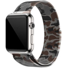 Camouflage Milanese Loop Apple Watch Band - OzStraps
