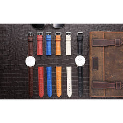 Alligator Quick Release Calf Leather Band | OzStraps