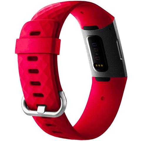 Silicone Fitbit Charge 3 Bands | OzStraps