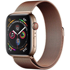 Coffee Milanese Loop Apple Watch Band - OzStraps