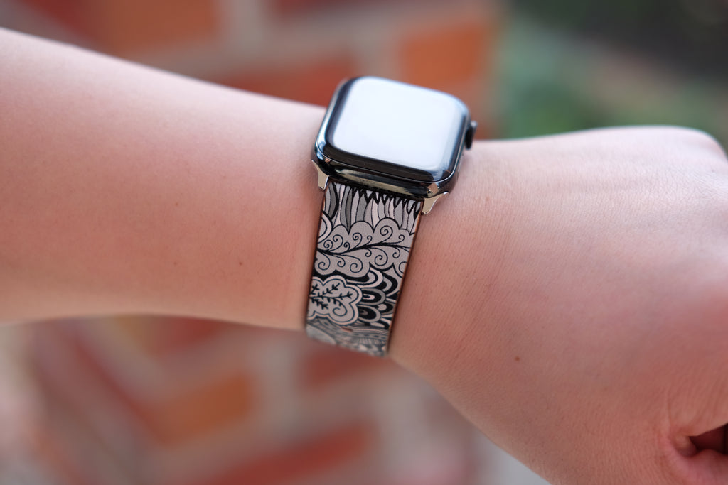 Tribal Apple Watch Band | OzStraps