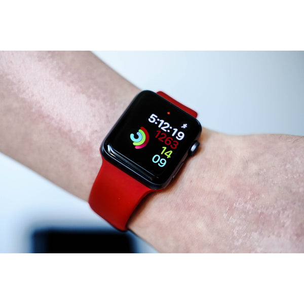 Silicone Apple Watch Band | OzStraps