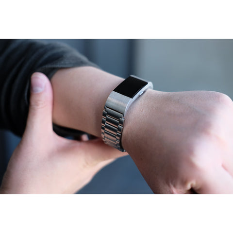 Stainless Steel Fitbit Charge 2 Bands | OzStraps