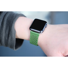 Diamond Lattice Apple Watch Band | OzStraps