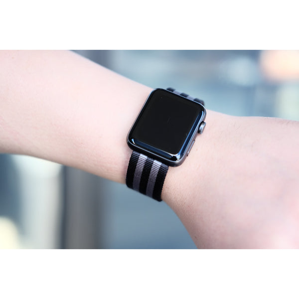 NATO Woven Nylon Apple Watch Band | OzStraps