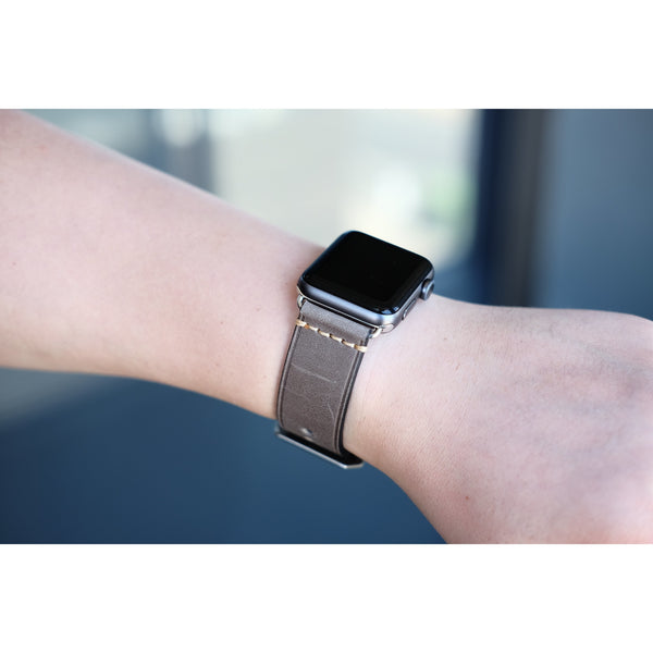 Panerai Leather Apple Watch Band | OzStraps