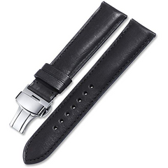 Deployant Quick Release French Calf Leather | OzStraps