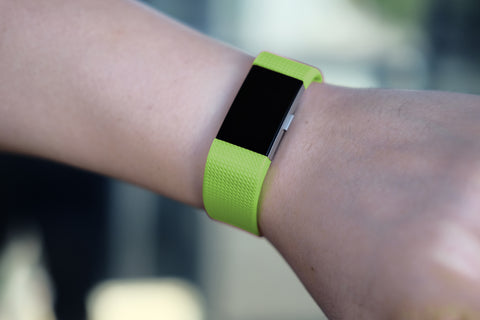 Silicone Fitbit Charge 2 Bands - OzStraps