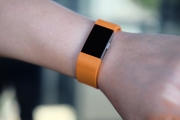 Silicone Fitbit Charge 2 Bands | OzStraps