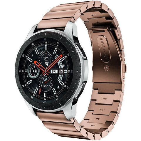 Ceramic Stainless Steel Samsung Galaxy Watch Band - OzStraps
