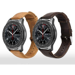 Classic Leather Samsung Gear S3 Band | OzStraps