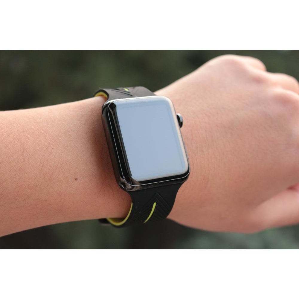 Gym Series Silicone Apple Watch Band | OzStraps