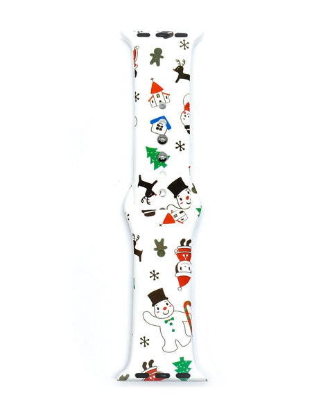 Christmas Apple Watch Bands