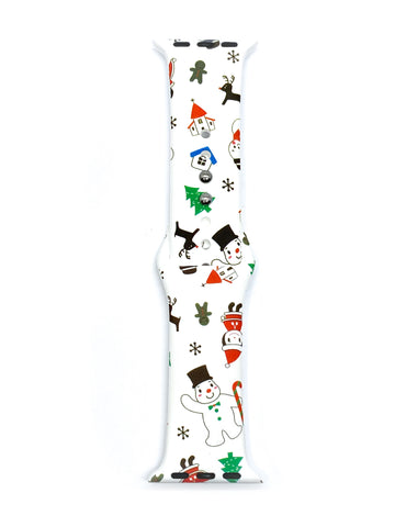 Christmas Apple Watch Bands - OzStraps