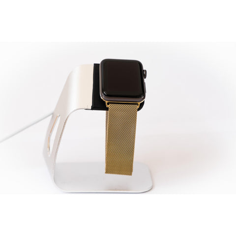 Gold Milanese Loop Apple Watch Band | OzStraps