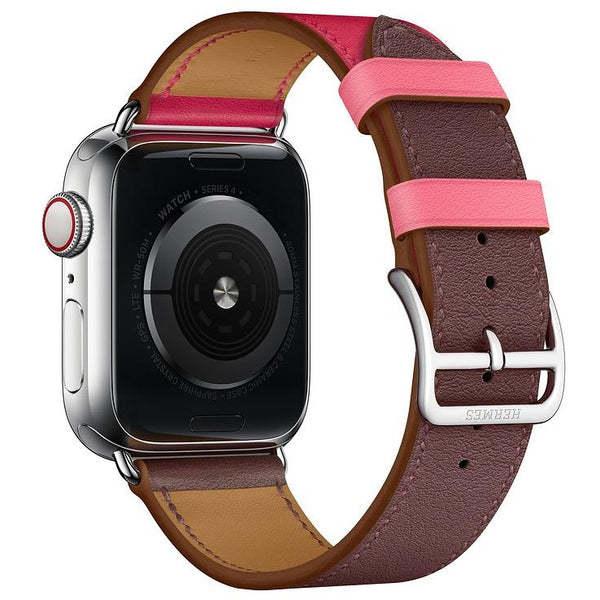 Single Tour Swift Leather Apple Watch Band | OzStraps