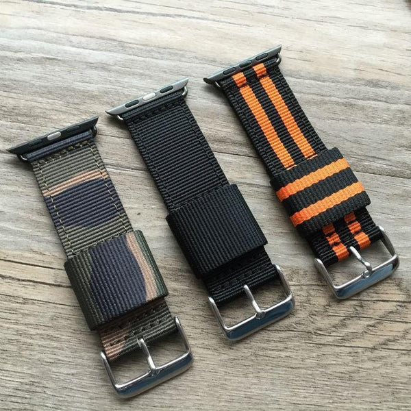 NATO Apple Watch Band | OzStraps