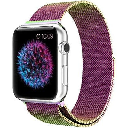 Pearlescent Milanese Loop Apple Watch Band | OzStraps