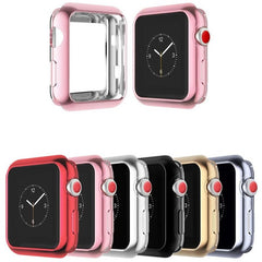 Electroplated TPU Apple Watch Protection Case | OzStraps