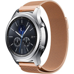 Rose Gold Milanese Loop Samsung Gear S3 Band | OzStraps