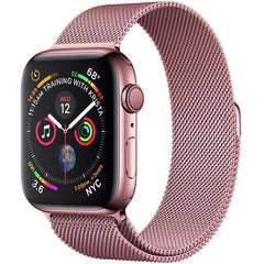Rose Gold Milanese Loop Apple Watch Band - OzStraps