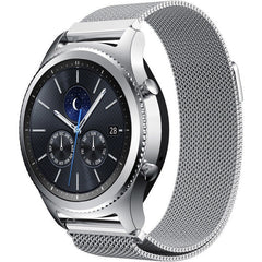 Silver Milanese Loop Samsung Gear S3 Band | OzStraps
